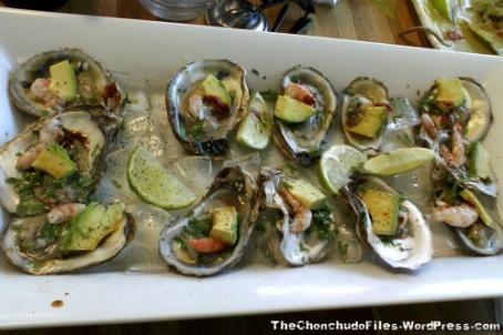 El Coraloense Oysters