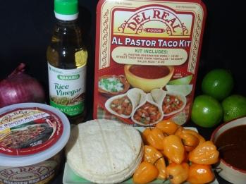 Al Pastor Taco Kit